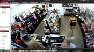 Эпичный взлом камеры в сексшопе