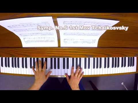 Symphony No. 6 by Tchaikovsky