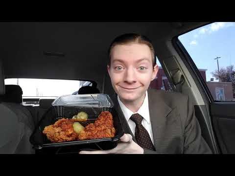KFC Nashville Hot Extra Crispy Chicken Review