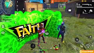 Duo Game Play with Random Players - Garena Free Fire
