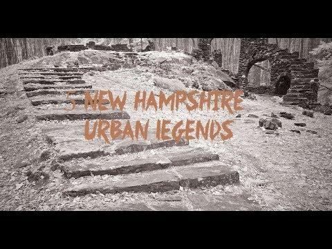 5 New Hampshire Urban Legends