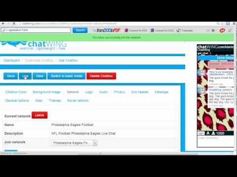 Dhaka Create A Local Chat Software