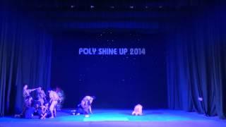 Dậy Sóng - Tiết Mục đạt giải Đặc biệt [Poly shine up 2014] - Cao đẳng thực hành FPT Polytechnic