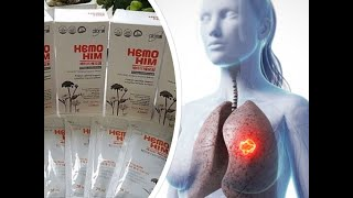 How To Cure Lung Cancer and Low Blood Count  (Testimony) - Atomy Hemohim