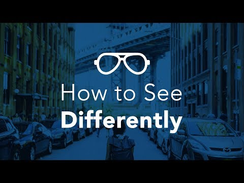 How To See Differently - Bruce Downes The Catholic Guy