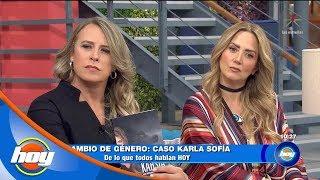 Carlos Gascón nos habla sobre su cambio de género | Hoy