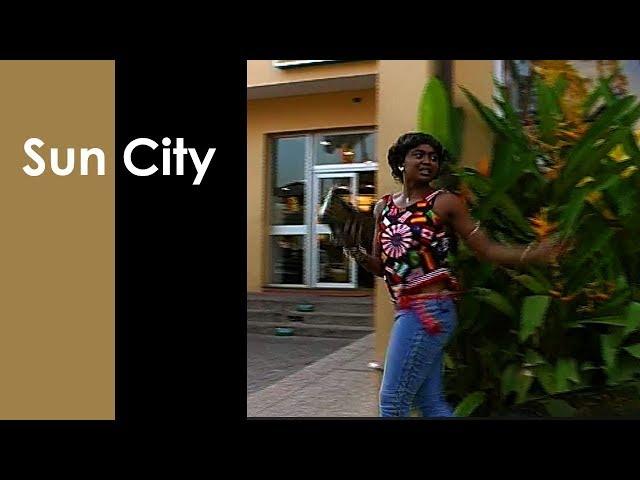 Sun City - Sharon's Woes   TV SERIES GHANA