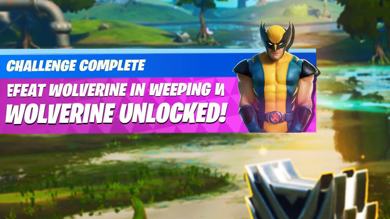 WOLVERINE is NOW AVAILABLE!