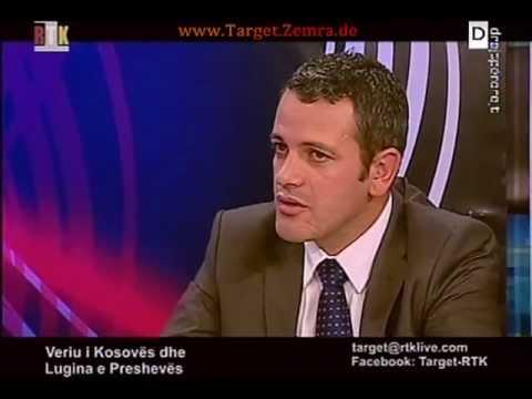Target - Tema: Veriu i Kosoves dhe Lugina e Presheves