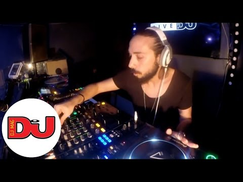 Cristian Varela LIVE from DJ Mag HQ (Techno DJ Set)