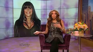 Wendy Williams Crying compilation (part 1)