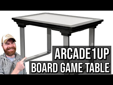 Infinity Game Table by Arcade1Up - 50+ Digital Board games! from Mr. Sujano