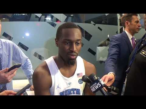 Notre Dame UNC Theo Pinson