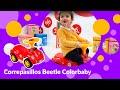 Vídeo: Correpasillos Beetle Colorbaby +18 meses rojo