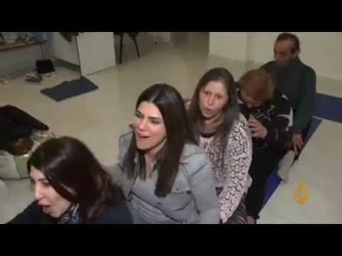Laughter Yoga in Beirut