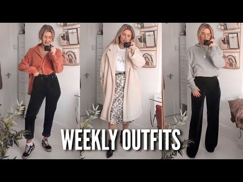 Outfits Of The Week | Fashion Influx :). http://bit.ly/2wu7b9S
