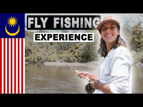 First Time Fly Fishing Malaysia