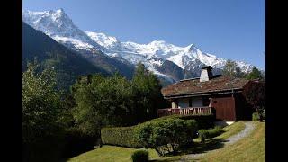 Монблан Шамони Франция альпийский курорт