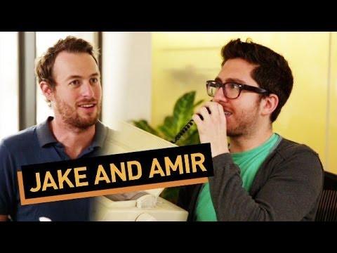 Jake and Amir: Printer