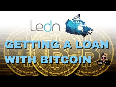Use Your Bitcoin To Get A Loan - LEDN