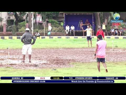 Adhir XI VS Strikers Sports | Vikhrolians Cricket Club 2017 | Mumbai