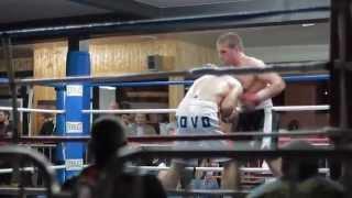 Elite Pro Boxing Final Round @ BC Capitol, Ghent, Belgium