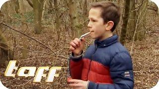Kippen für KINDER! | taff | ProSieben