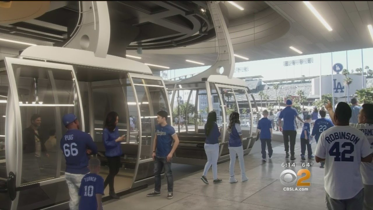 Gondolas From Union Station To Dodger Stadium One Step Closer To Becoming A ...