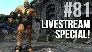 Let's 100% Oblivion Part 81 - Livestream Special!