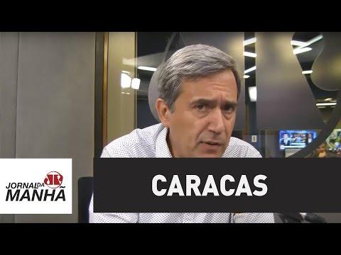 Caracas é hoje a capital mais violenta da América do Sul | Marco Antonio Villa