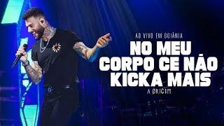 Смотреть клип Lucas Lucco - No Meu Corpo Cê Não Kicka Mais