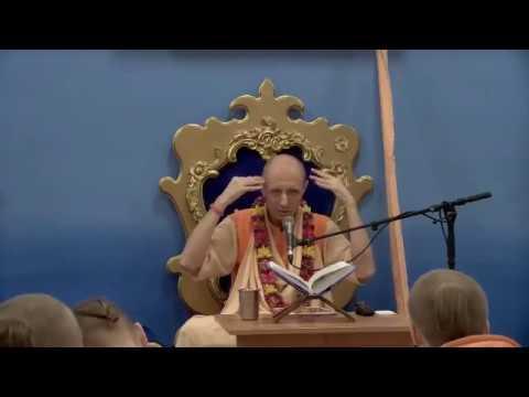 Шримад Бхагаватам 1.8.47 - Бхакти Ананта Кришна Госвами