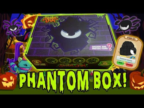 The Phantom Animal Jam Box Is The Best One So Far!