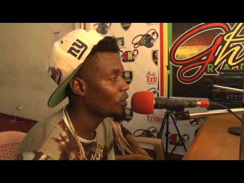 1 man 1000 interviewed at GH RADIO