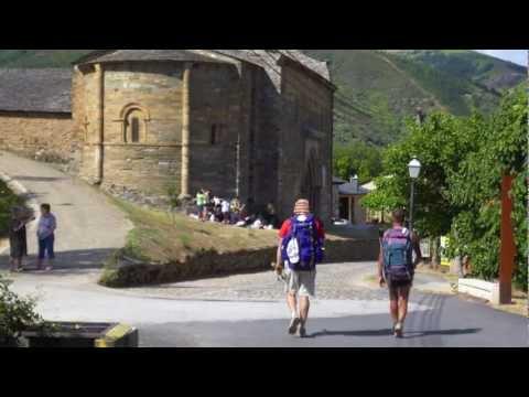 Camino de Santiago HD720