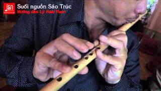 Hướng Dẫn LÝ HOÀI NAM - Nsut Đinh Linh | Tập thổi sáo