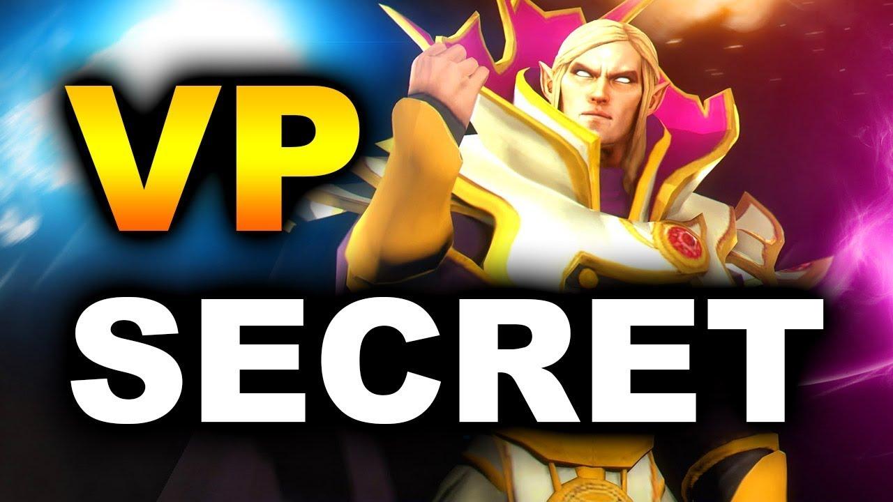 VP vs SECRET - AMAZING MATCH! - ESL GENTING 2018 DOTA 2