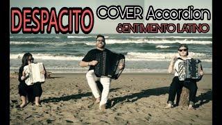 Luis Fonsi - Despacito - Cover Accordion - Gianluca Pica Feat: E. Viti, C. Celletti, A. Russo