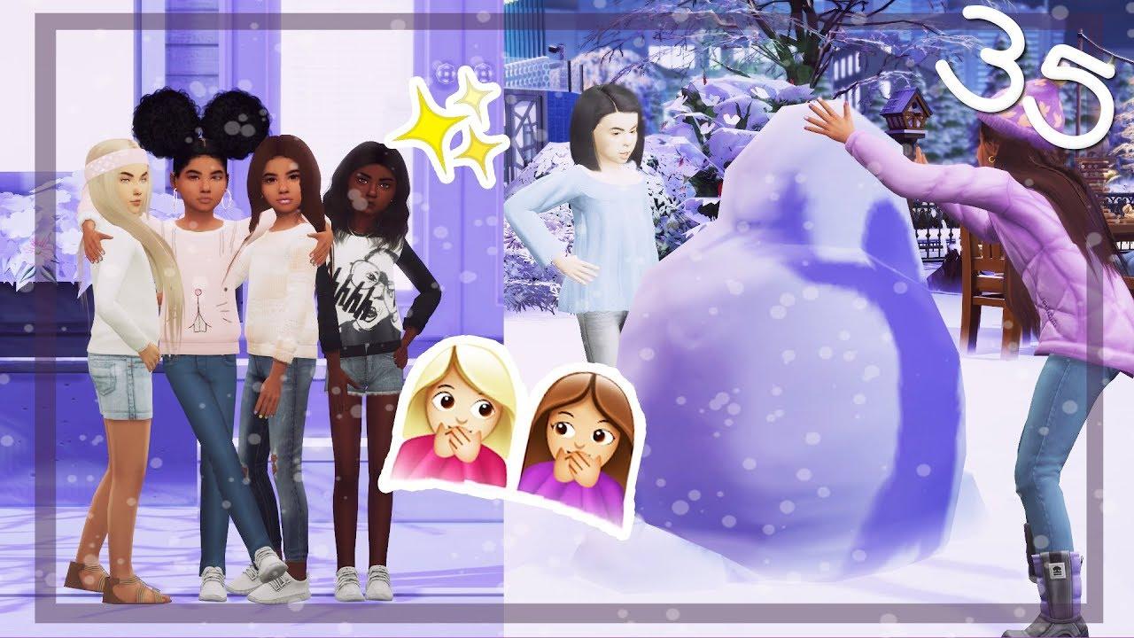 Can 8 Teen sims episode