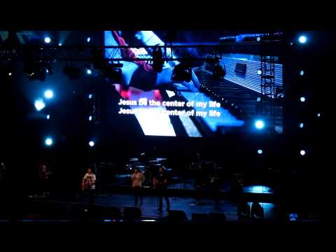 Jesus Be The Center @ ONE Conference (Rebel Band/Hillsong United)