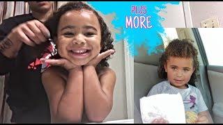 Toddler School Morning Routine | Pre-K