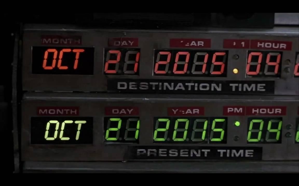 Deixa eu te contar, Marty, as coisas não serão bem assim