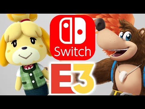 E3 2019 Nintendo Direct - What to Expect!