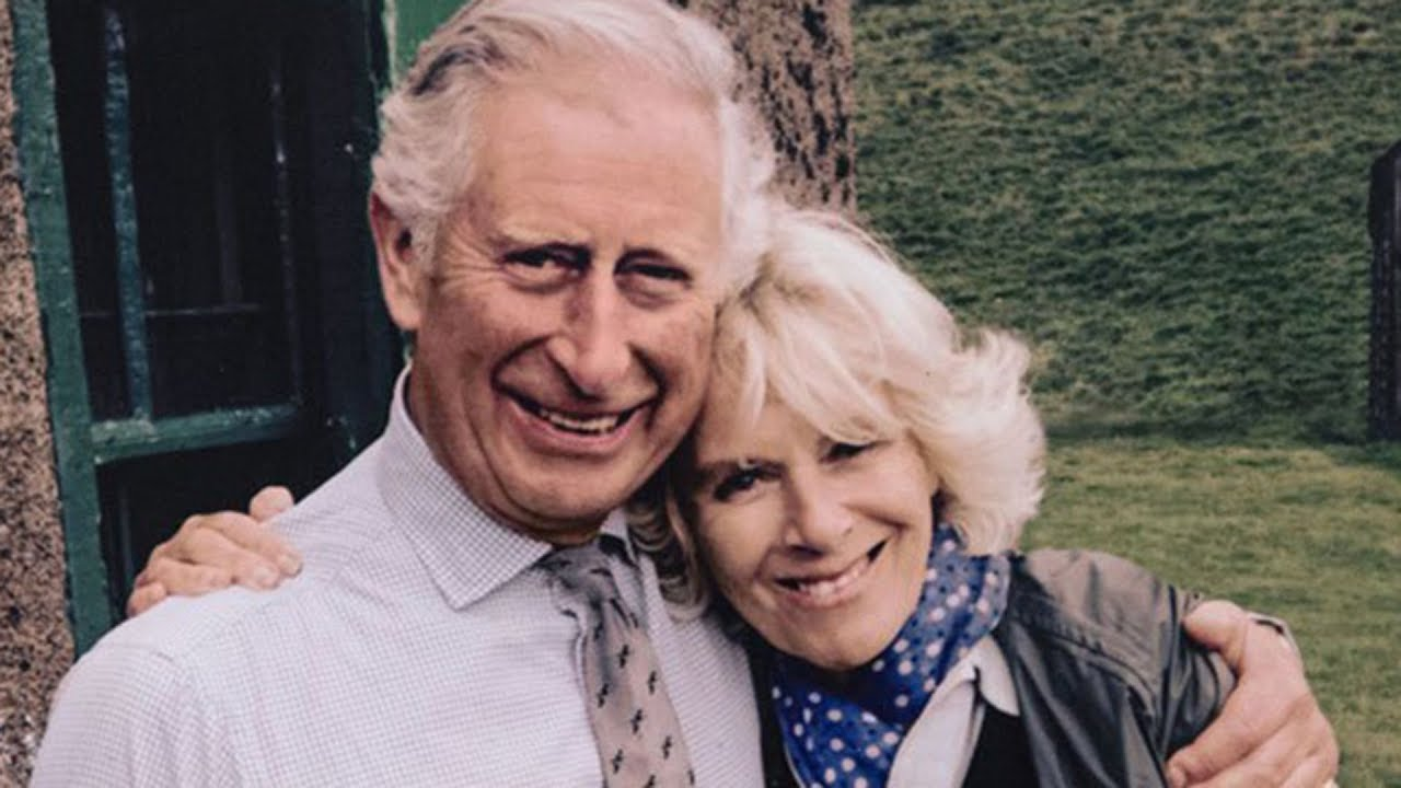 Inside Prince Charles and Camilla's gorgeous home