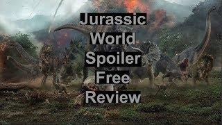 Jurassic World Fallen Kingdom Spoiler Free Review