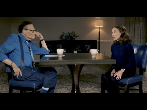 Interview Larry King with Gabriele Oettingen