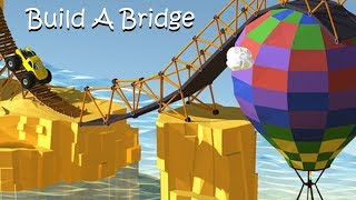 Build a Bridge! - BoomBit Inc. Level 1-5 Walkthrough