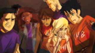 Repeat youtube video It's Not Over- Tribute to Percy Jackson