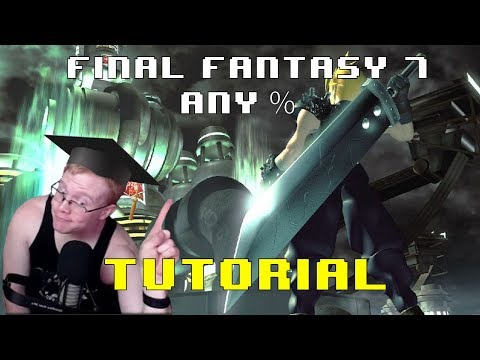Final Fantasy 7 Beginner Speedrun Tutorial