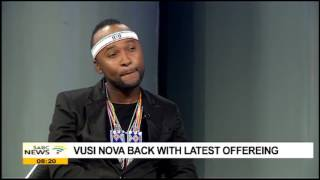Vusi Nova releases his long awaited album titled